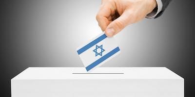 Conferencia: Israel : Escenarios electorales y convulsiones regionales