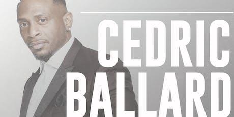 "Cedric Ballard ""Live Recording"" tickets"