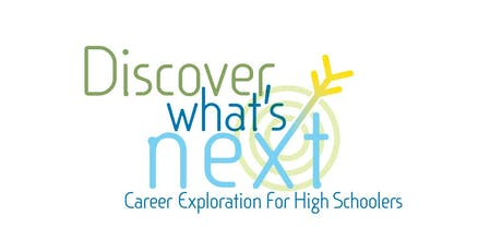 Discover What's Next: High Schoolers & Professionals Networking tickets