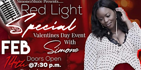 The Red Light Special tickets