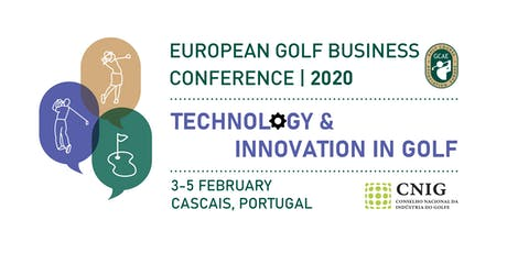 European Golf Business Conference bilhetes
