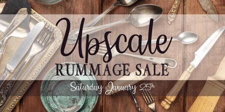 Upscale Rummage Sale tickets