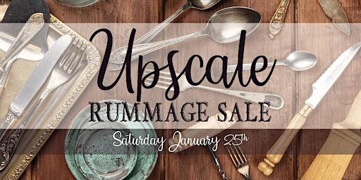 Upscale Rummage Sale