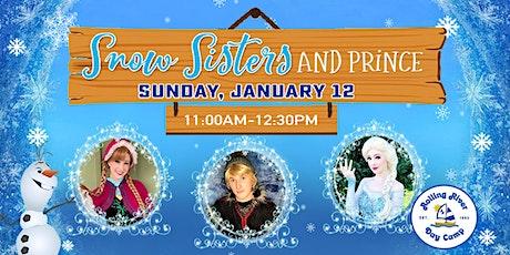 Frozen Princess Brunch tickets