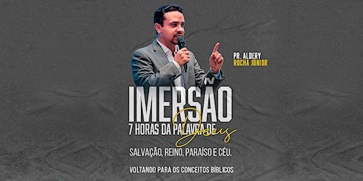Imersão Pr. Aldery Rocha Júnior