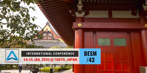 43th International Conference on Business, Education, Social Science, and Management (BESM-43)