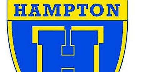 School Tour - Hampton High School entradas