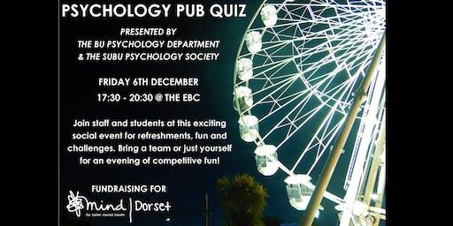 Staff/Student Pub (not pub) Quiz