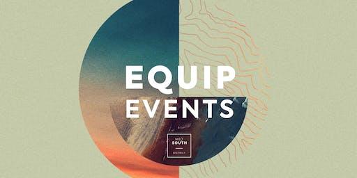 EQUIP Event   Cedar Park, TX