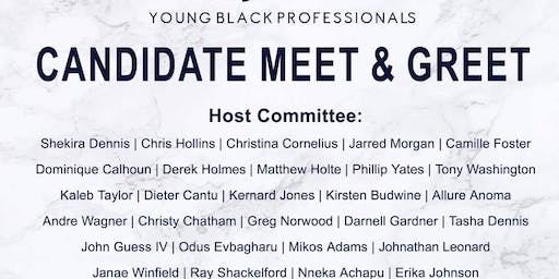 Young Black Professionals (YPB) Presents: Candidate Meet & Greet