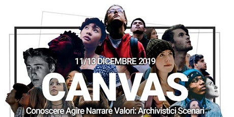 CANVAS Conoscere Agire Narrare Valori: Archivistici Scenari tickets