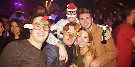 London Christmas Challenge Pub Crawl tickets