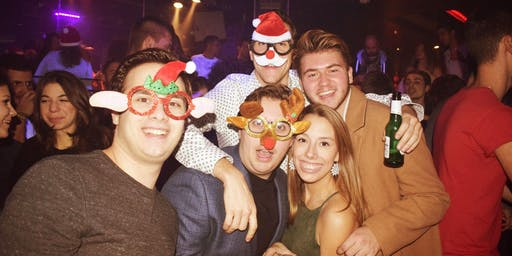 London Christmas Challenge Pub Crawl