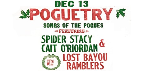 POGUETRY tickets
