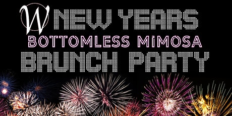 NEW YEARS Bottomless Mimosa Brunch DAY PARTY tickets
