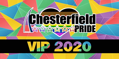 Chesterfield Pride VIP 2020 tickets