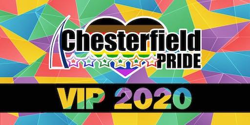 Chesterfield Pride VIP 2020