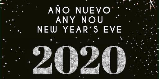 CAP D'ANY AL MIRABLAU. AÑO NUEVO EN MIRABLAU. NEW YEAR'S EVE AT MIRABLAU