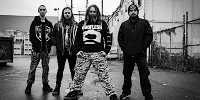 Soulfly, Toxic Holocaust, X-Method, Systemhouse 33