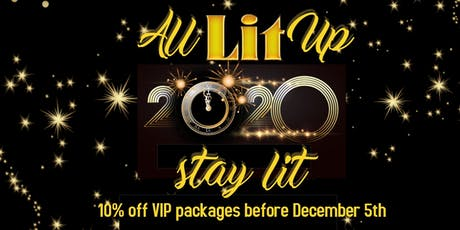 All LIT Up NYE | New Years Eve Austin Texas 2020 tickets