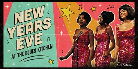 NYE at The Blues Kitchen tickets
