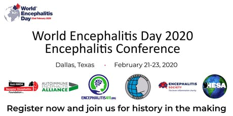World Encephalitis Day Conference 2020 tickets