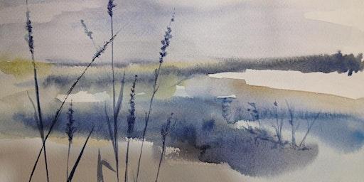 Acquerello intermedio - Paesaggi d'acqua