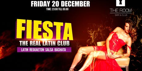 FIESTA in The Room Tickets