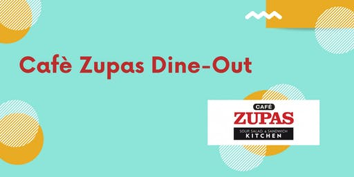 InRoads Cafè Zupas Dine-Out