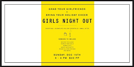 GIRLS NIGHT OUT @ LUCY'S tickets