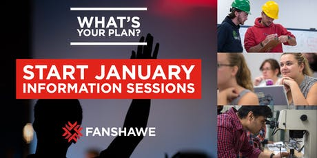 What's Your Plan Info Session tickets