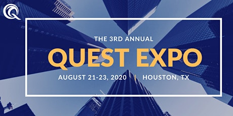 Quest EXPO 2020  tickets