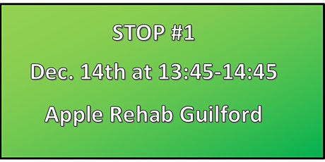 Madison Rotary Club •Apple Rehab Guilford Caroling tickets