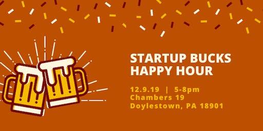 Startup Bucks Happy Hour
