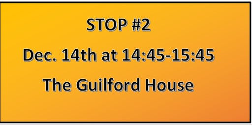 Madison Rotary Club •The Guilford house Caroling