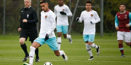 WHU Foundation & St Clere's School Post 16 programme Open Training Session tickets
