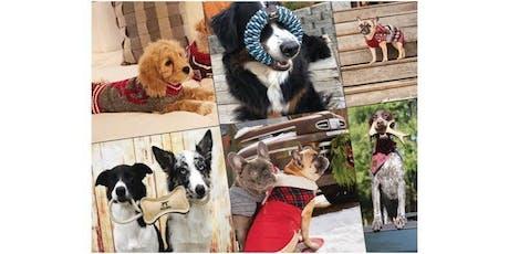 """Happy Paw-lidays Dog Contest"" at Dillard's! tickets"
