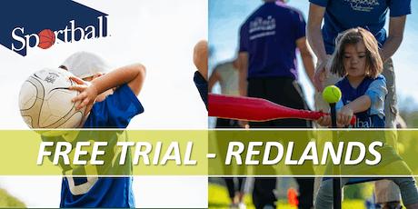 FREE TRIAL! - Multi-Sport, Soccer & T-Ball/Baseball - BROOKSIDE PARK tickets
