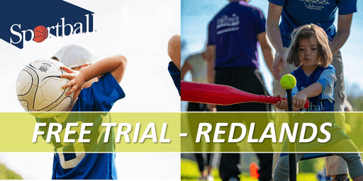 FREE TRIAL! - Multi-Sport, Soccer & T-Ball/Baseball - REDLANDS CC
