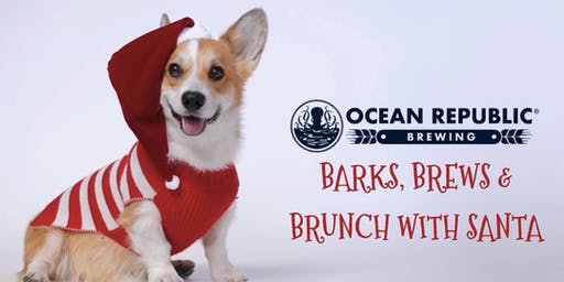 Barks, Brews & Brunch with Santa!