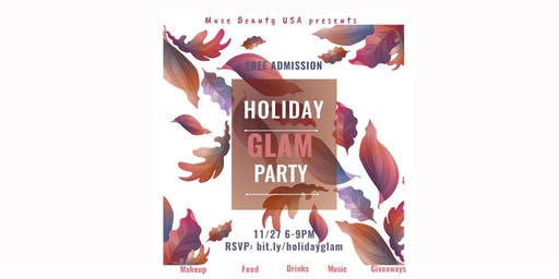 Holiday Glam Party