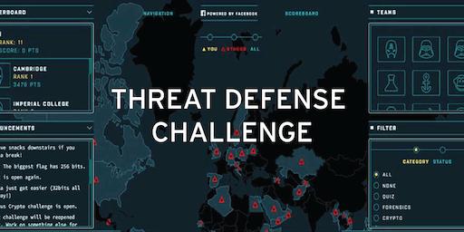 Threat Defense Challenge - Hack & Defend