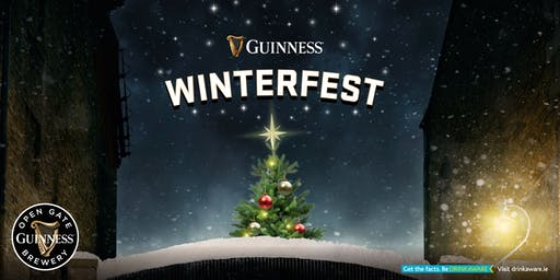 Guinness Winterfest at the Guinness Open Gate Brewery