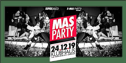 Superdisco X-Mas Party 24.Dez
