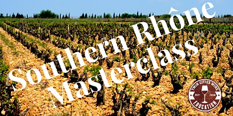 Wines of the Southern Rhône Masterclass tickets