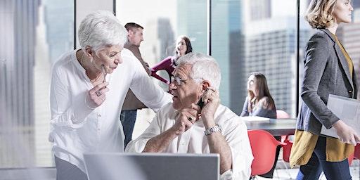 Presentación del Informe: Los trabajadores seniors en las empresas europeas