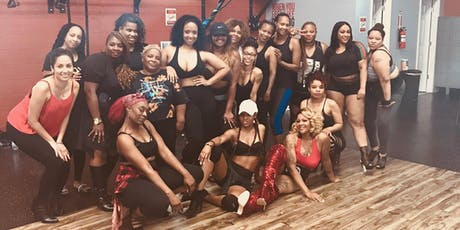 Heel Werk HOLIDAY SLAY Flirty Heels Class: CAPITOL HEIGHTS tickets