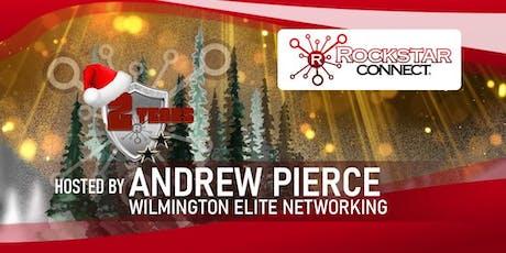 Free Wilmington Elite Rockstar Connect Networking Event (December) tickets