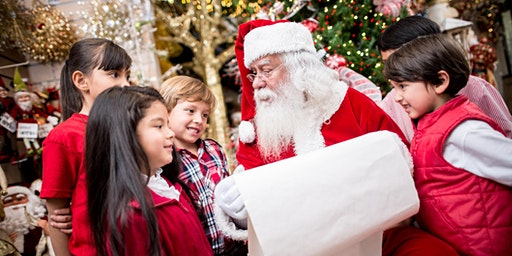 Breakfast with Santa Fundraiser for Lilliput Foster Families