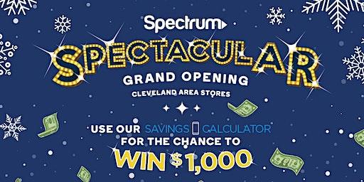 Cleveland Spectrum Spectacular Grand Opening
